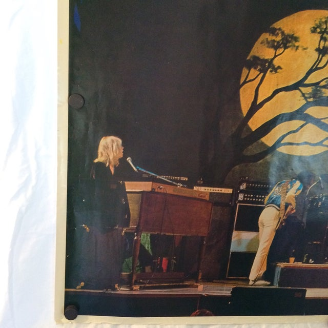 Vintage Fleetwood Mac Poster 1977 Germany Tour For Sale - Image 5 of 11