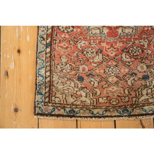 "Persian Vintage Fine Dargezine Square Rug - 2' X 2'7"" For Sale - Image 3 of 9"
