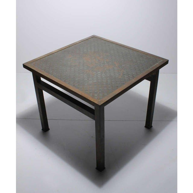Philip Laverne Coffee Table.Philip And Kelvin Laverne Side Table