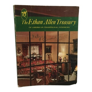 The Ethan Allen Treasury of American Traditional Interiors For Sale
