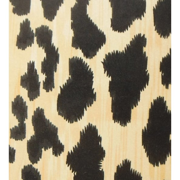 Leopard Print Pillows - A Pair - Image 5 of 6