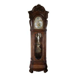 Sligh Shelbourne Grandfather Clock For Sale