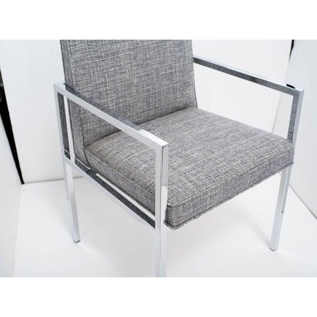 Milo Baughman Mid-Century Modern Desk Chair For Sale - Image 9 of 10