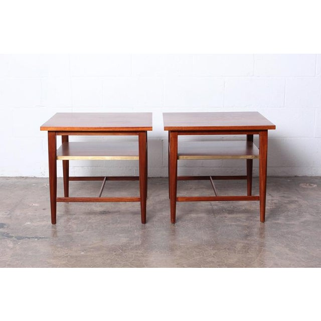 Pair of End Tables by Paul McCobb for Calvin For Sale In Dallas - Image 6 of 10