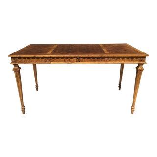 Drexel Heritage Desk or Table For Sale