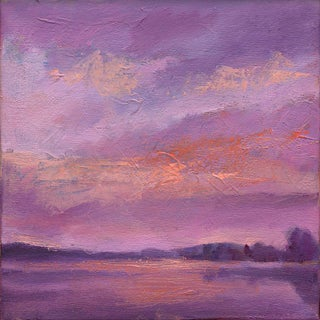 "Amy Griffith Colley ""October Dawn"" Print For Sale"