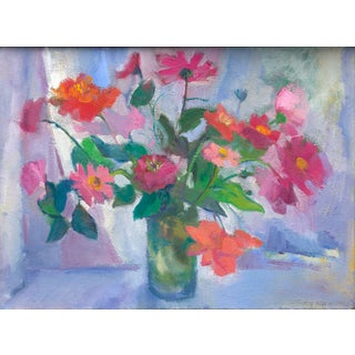 "Amy Griffith Colley ""Mixed Summer Bouquet"" Print For Sale"