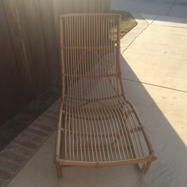Albini Style Chaise Lounge For Sale - Image 4 of 5