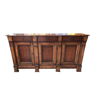 Traditional Henredon Acquisitions Henley Buffet For Sale