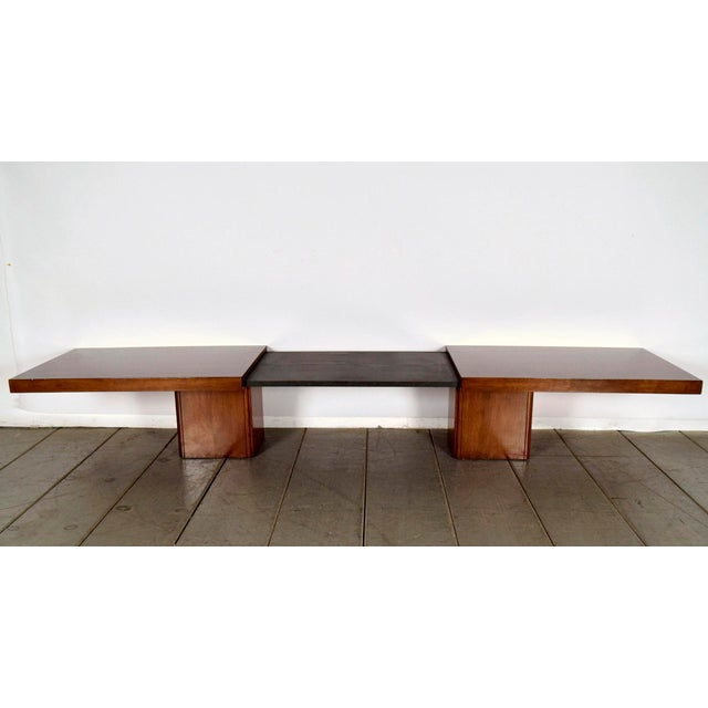 John Keal Design Coffee Table - Image 2 of 7