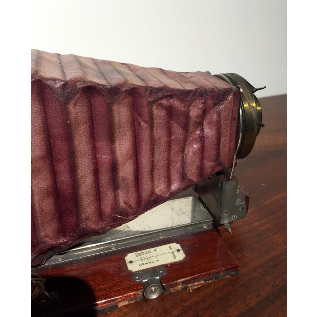 Antique Rochester Optical Co. Camera For Sale - Image 5 of 6