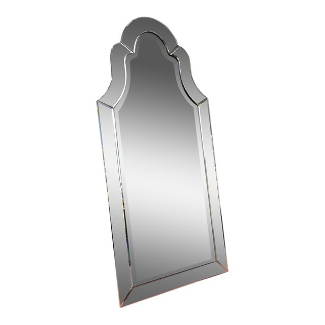 Frameless Arched Wall Mirror - Image 1 of 5