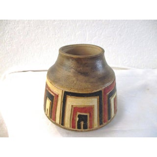 Italian Mid-Century Modern Pottery Vase Preview
