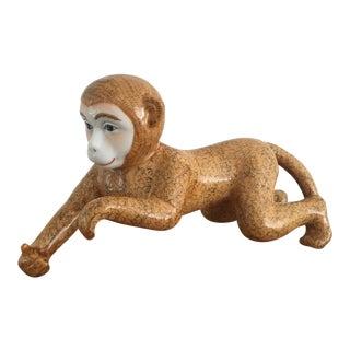 1970s Vintage Modern Monkey Statue For Sale