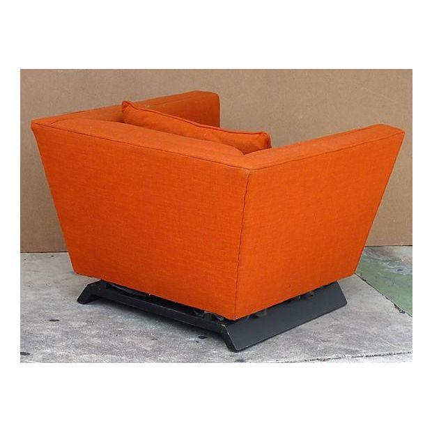 Mid-Century Modern Club Chair - Image 4 of 7