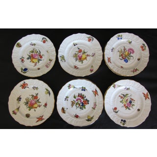 Herend Fruits & Flowers Bread & Butter - Set of 12 Preview