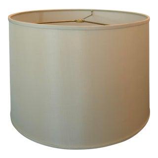 Schumacher Hwang Bishop Silk Drum Lamp Shade