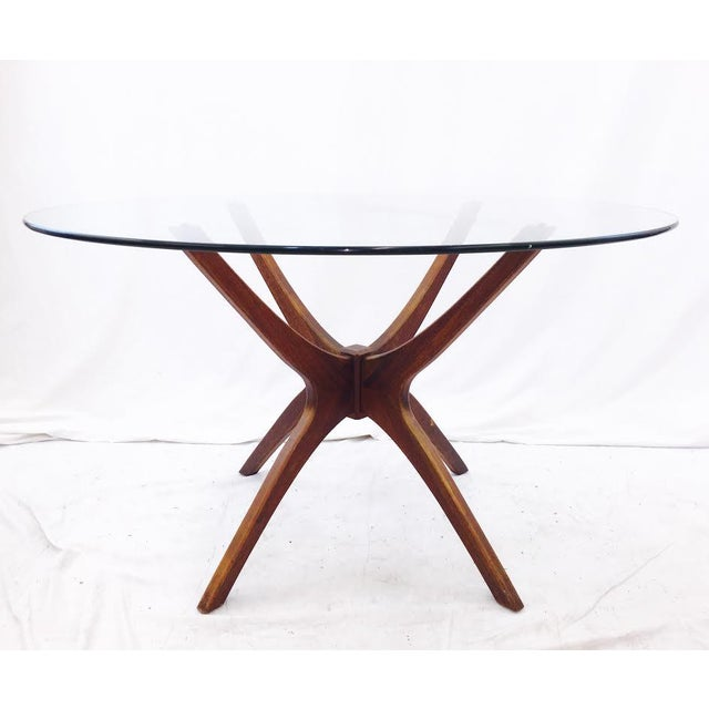 Adrain Pearsall MC Modern Danish Style Table - Image 4 of 5