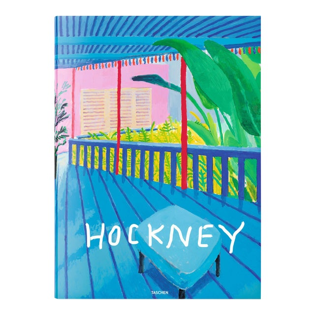 TASCHEN's first ever SUMO publication for a painter, A Bigger Book is a majestic visual survey of David Hockney's art. In...