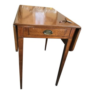 Mid 19th Century Pembroke Table For Sale