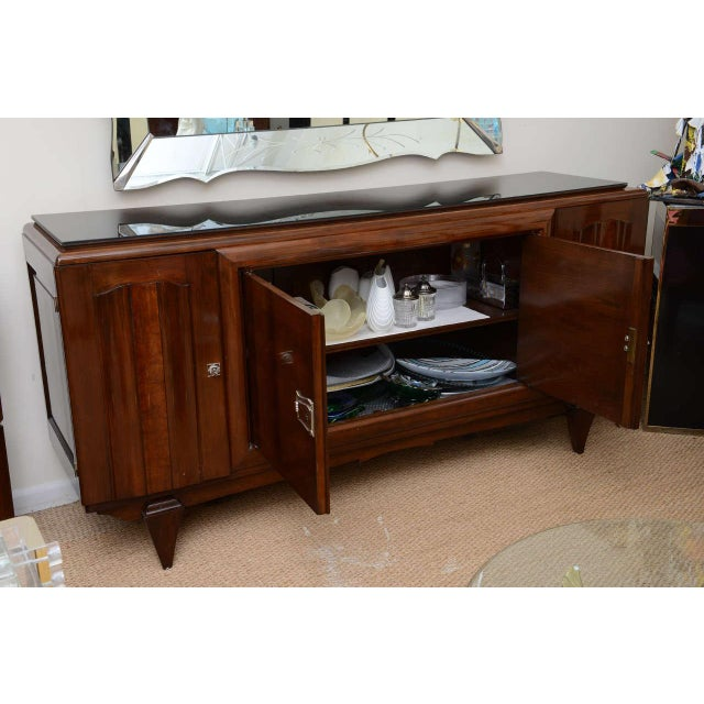 French Art Deco Credenza Sideboard - Image 4 of 10