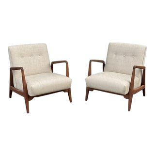 Mid-Century Modern Lounge Chairs For Sale