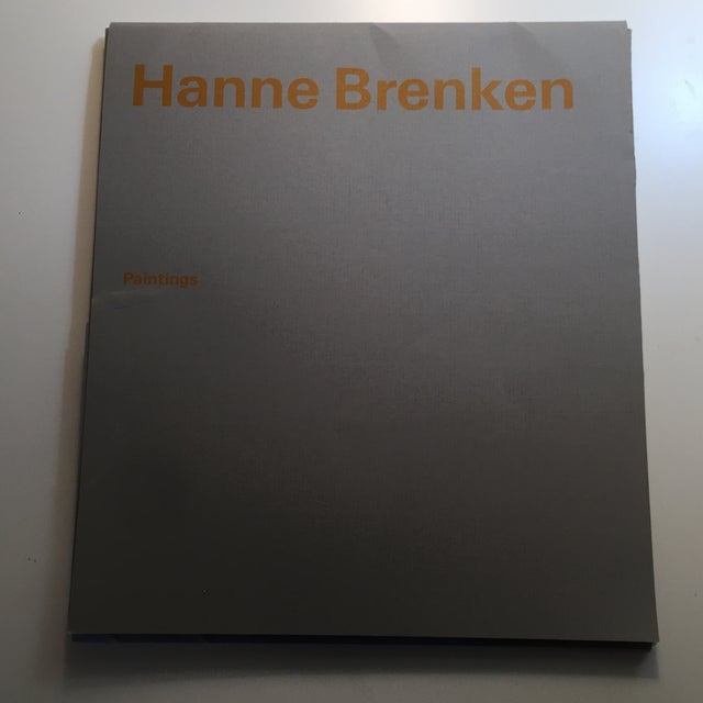 Portfolio book of color plates by German artist living in the US, Hanne Brenken. ULM: Hydra Press, 1985. Statement by Siv...