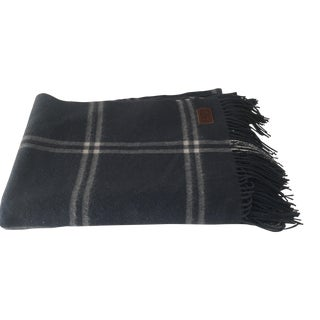 Ugg Slate Blue Throw