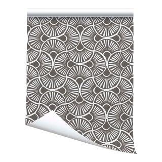 Victoria Larson Fantuti Wallpaper Sample - Midnight - 8x10ʺ For Sale