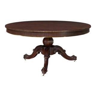 Georgian Ralph Lauren Heiress Dining Table For Sale