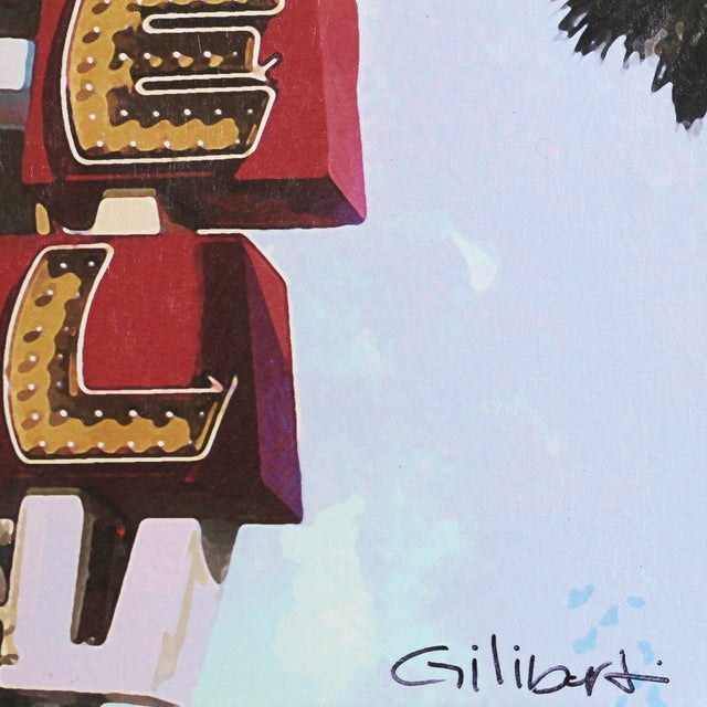 """""""Hollywood Downtowner"""" Original by Michael Giliberti - Image 8 of 9"""
