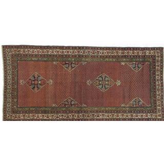 Leon Banilivi Persian Malayer - 4′4″ × 9′3″ For Sale