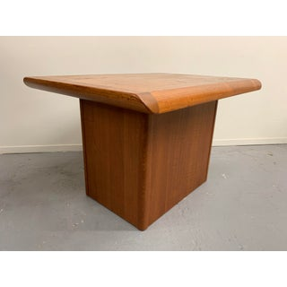 Danish Modern Teak Side Table Preview