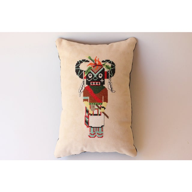 Buffalo Dancer Throw Pillow - Image 2 of 5