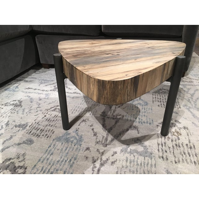 Taracea Cima Coffee Table For Sale In Denver - Image 6 of 13