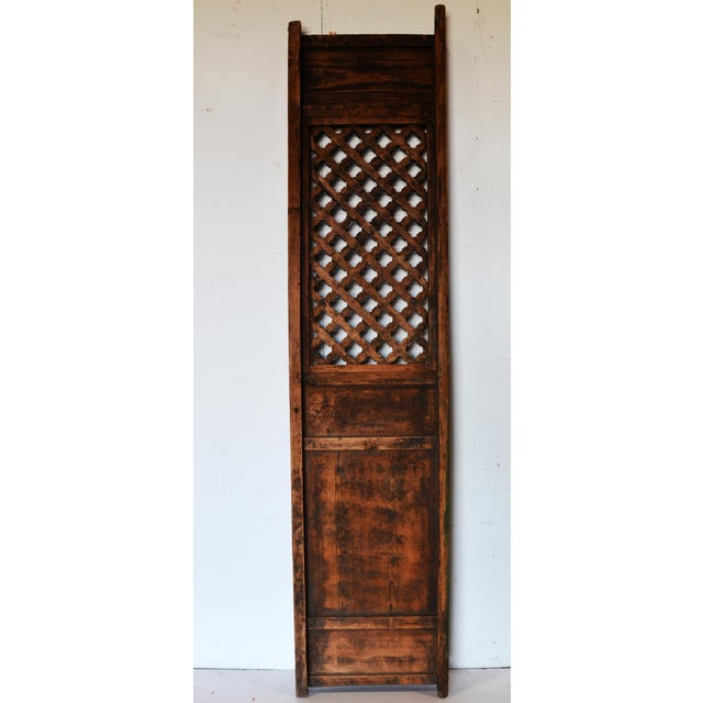Hailing from a mountainous region in China, this panel is proof positive that rustic characteristics and charms are the...