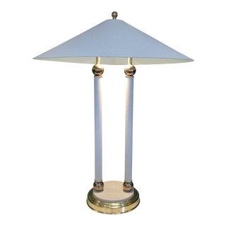 Post Modern Column Lamp For Sale
