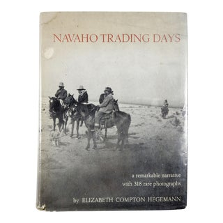 """Navaho Trading Days"" Book For Sale"