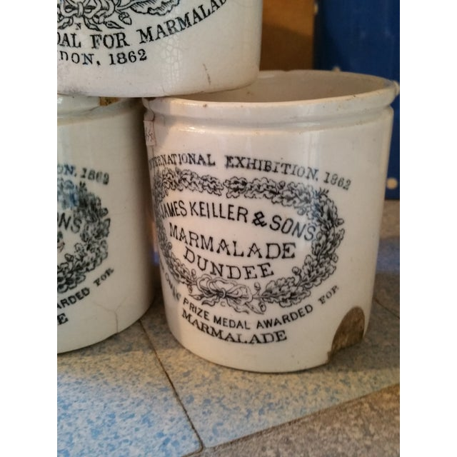 19th Century Marmalade Crocks - Three - Image 3 of 4