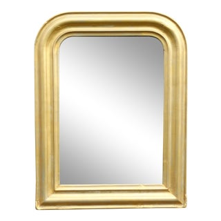 19th-C French Louis Philippe Mirror For Sale