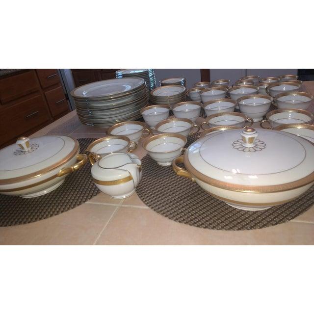 Fine Bone China Dish Set - 67 Pieces - Image 5 of 7