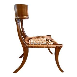 T.h Robsjohn-Gibbings Klismos Chair For Sale