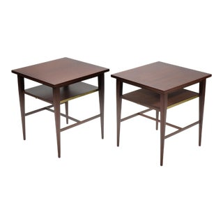 Paul McCobb Model 1047 Nightstands/ End Tables by Calvin For Sale