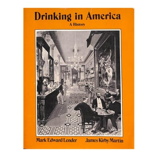 Drinking in America: A History For Sale