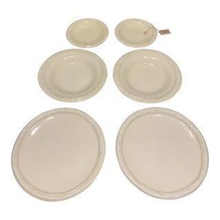 Soule Studio Handmade Dinnerware - Set of 6 For Sale
