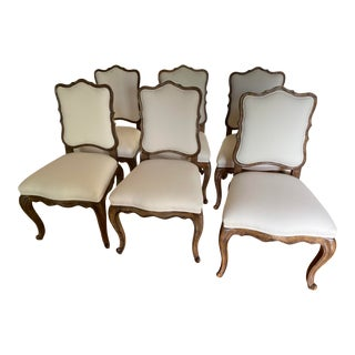 Vintage Interior Craft Dining Chairs- Set of 6 For Sale