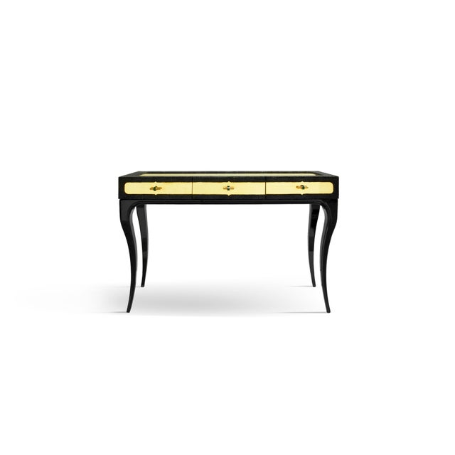 Metal Exotica Dressing Table From Covet Paris For Sale - Image 7 of 7