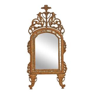 Italian Neoclassical Pier Glass For Sale