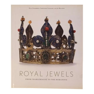 Royal Jewels, From Charlemagne to the Romanovs For Sale