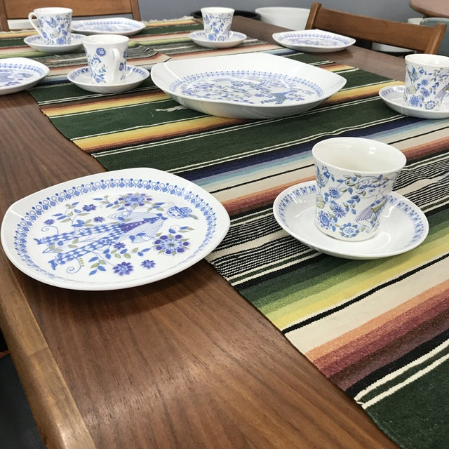 Figgjo Flint Norwegian Dish Set - 19 Pieces For Sale - Image 4 of 12